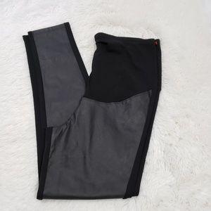 H&M Mama Maternity Leggings Size L NWOT